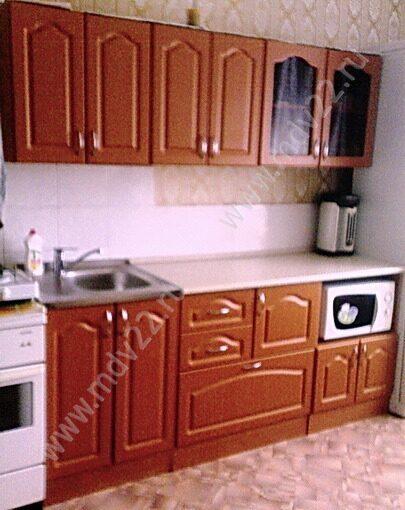 Кухня квадратная 9 метров дизайн фото