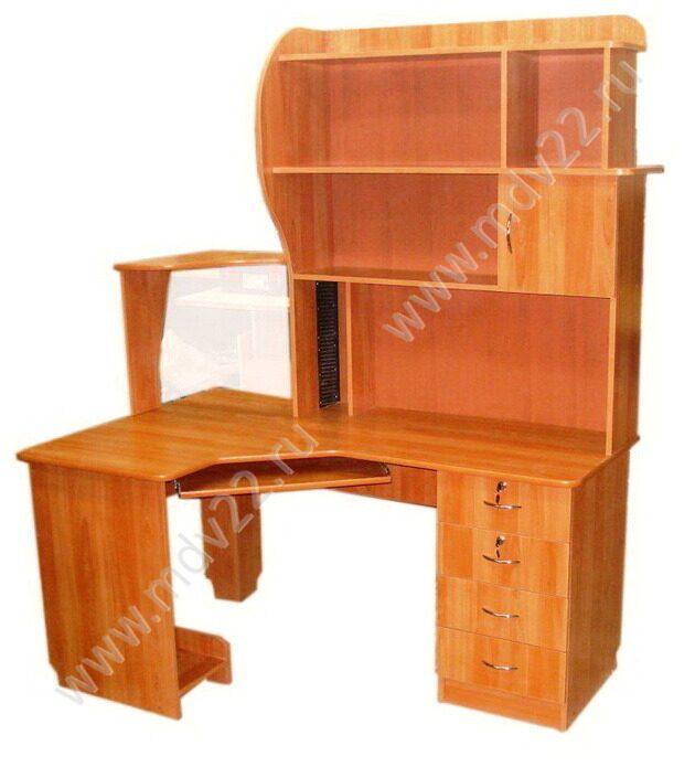 Компьютерный стол по размерам заказчика компьютерные столы, .