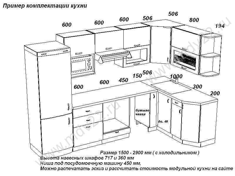 Программа для расчета кухни своими руками