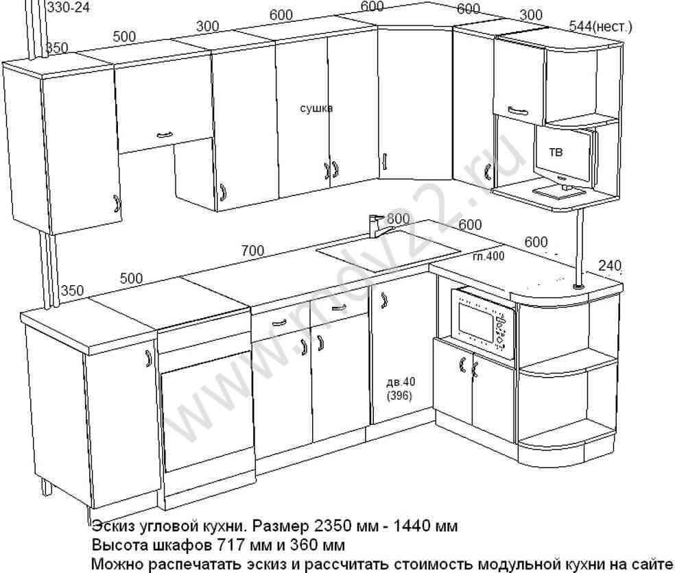 Мебель на заказ в Пензе  ТриоМебель