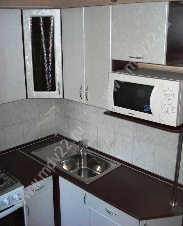 с газовой кухней - Мебель своими