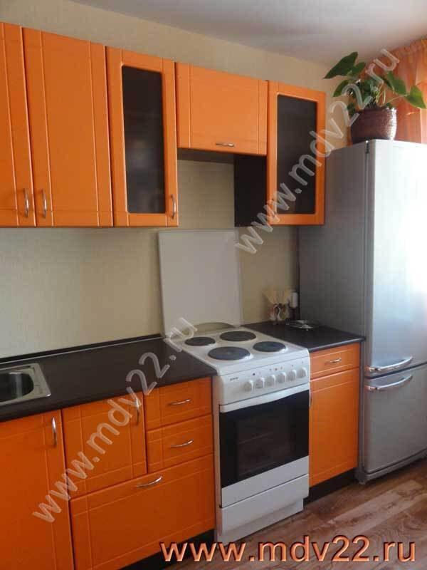 Кухня мебель дизайн зеленая 497