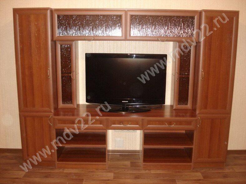 Мебель для гостиной по индивидуальным размерам. лдсп - тавол.
