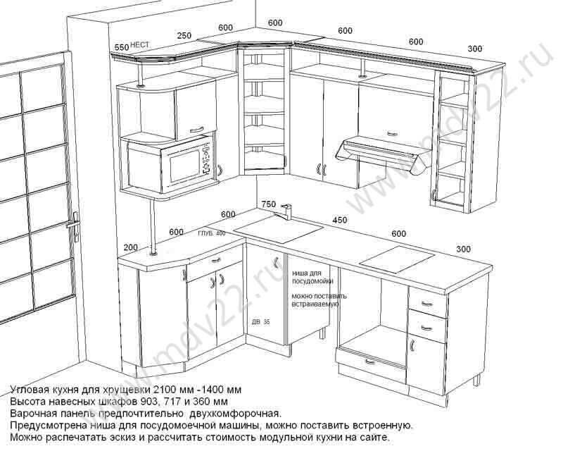 Описание: комплект мебели для