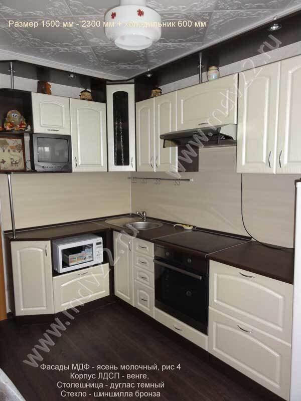 фотографии кухонь в квартире