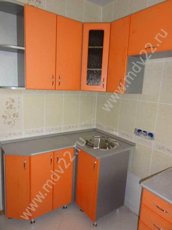 Кухни для хрущевки угловые фото и цены