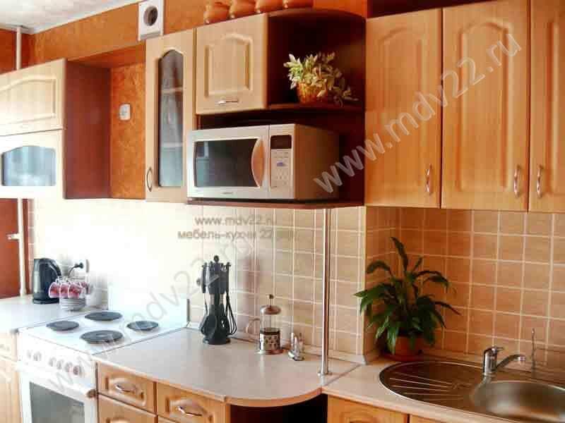 Кухня 464 серия дизайн