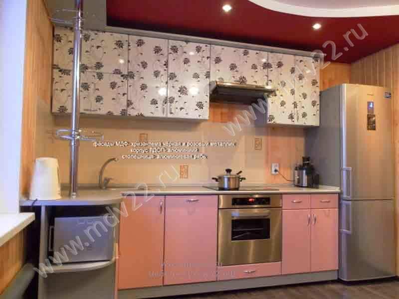 Кухня низ кухни угловой верх кухни