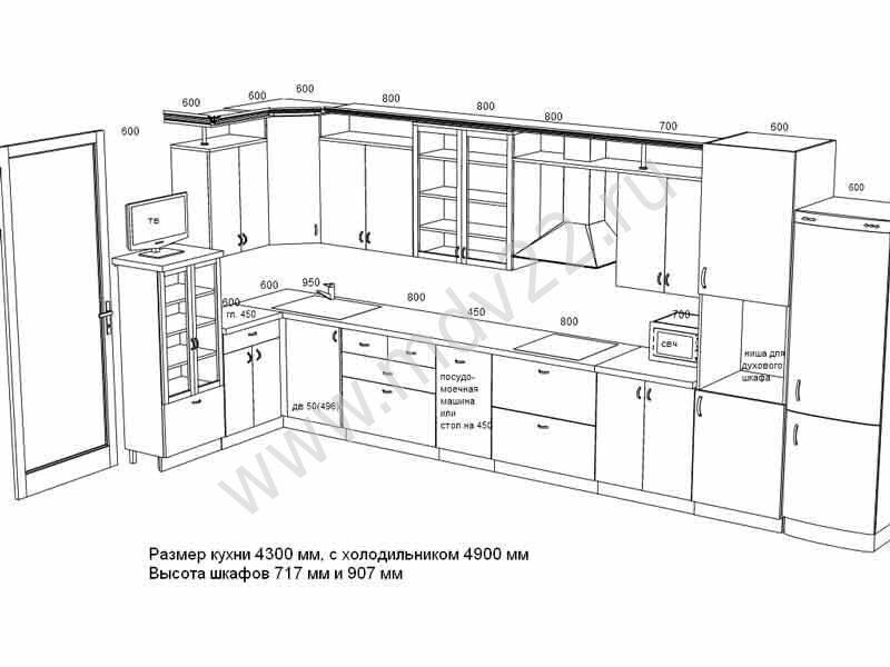Примеры комплектации угловой кухни кухня верхний угловой шкафчик